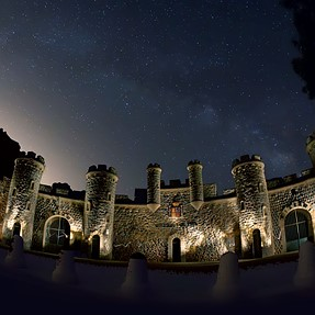 Spanish starry nights