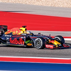F1 from Austin, Texas