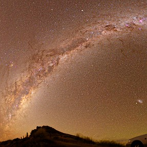 The more intersting part of the Milkyway. 24/1.4, 60s f2
