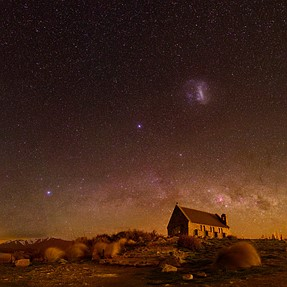 Milkyway in Tekapo NZ, and related stuff.