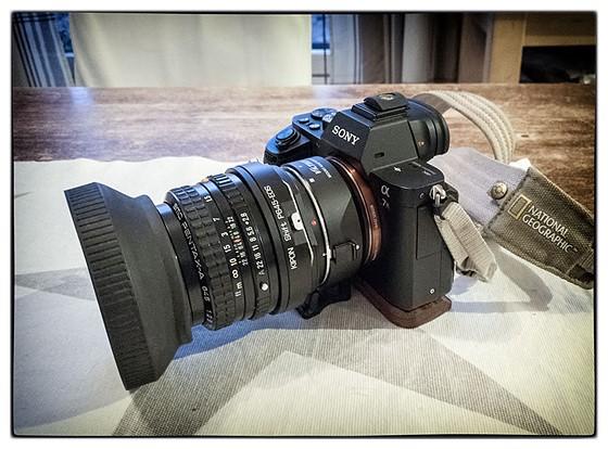 Pentax 645 (and medium format) lenses with K-1: Pentax SLR Talk ...