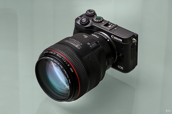 M6 with the \'legendary\' 85mm f/1.2L lens... (PICS): Canon EOS M Talk ...