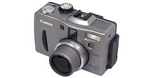 过去的经典相机