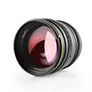 SainSonic launches 50mm F1.1 lens for APS-C cameras