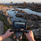 The PolarPro Katana Mavic Tray turns your DJI Mavic Pro into a handheld stabilizer