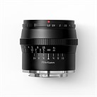TTartisan releases its $98 50mm F1.2 APS-C lens for Leica L and Nikon Z mount camera systems