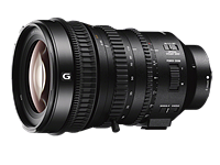 Sony offers E PZ 18-110mm F4 G OSS for Super 35mm/APS-C