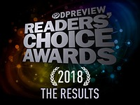 DPReview Readers' Choice Awards 2018: the winners