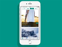 Cinnac is a Tinder-style photo rating app that helps you discover your best photos