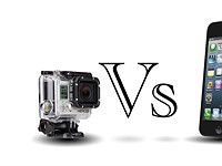 DxOMark compares GoPro Hero3 to iPhone 5