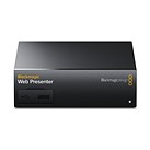 Blackmagic Web Presenter makes it easy to use any camera for live webcasting