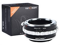 K&F Concept Nikon Z lens adapters start shipping on January 22nd