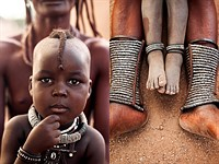 Photo of the week: Shooting portraits of the Himba people in Namibia