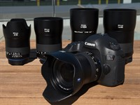 Meet Milvus: Hands-on with Zeiss's Milvus lenses