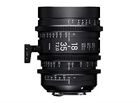 Sigma gets into the cinema lens game starting with 18-35mm T2 and 50-100mm T2 zooms