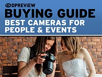 2017 Buying Guide: Best cameras for people and events