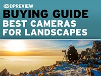 Best cameras for landscapes