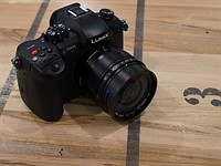 Panasonic Lumix DC-GH5S First Impressions Review