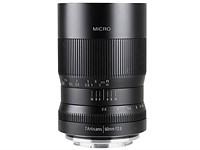 7Artisans announces a new 60mm macro lens for multiple mounts