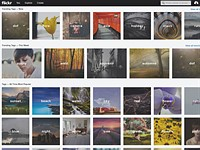 Flickr shuts down wall art service, moves photo book printing to Blurb