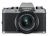 Fujifilm X-T100 offers large EVF and phase-detect AF for $600/€600