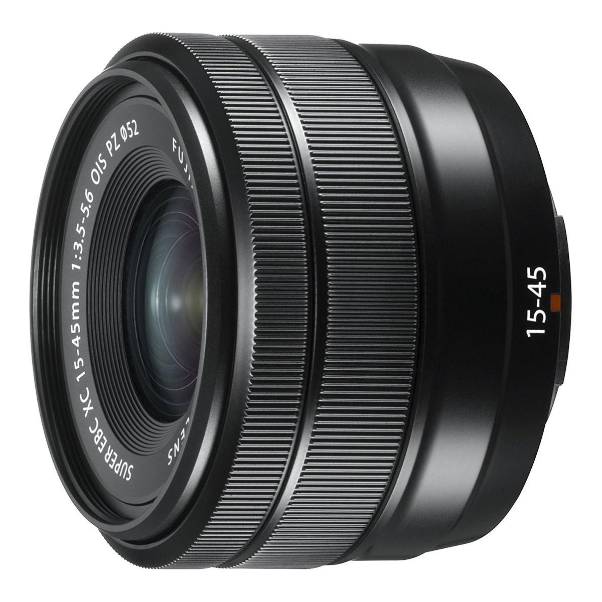 Fujifilm introduces XC 15-45mm F3 5-5 6 lens, its first X