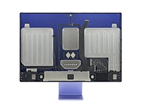 """iFixit gives the new 24"""" M1 iMac a proper teardown treatment with a 2/10 repairability score"""