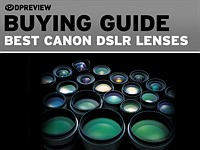The best lenses for Canon DSLRs