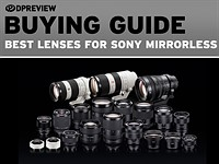 These are the next lenses you should buy for your new APS-C Sony mirrorless camera