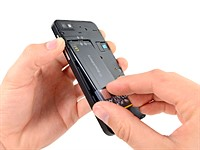 BlackBerry Z10 repairable, not droppable