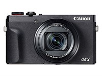 Canon PowerShot G5 X Mark II has fast 24-120mm equiv. lens and pop-up EVF