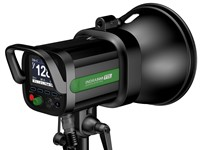Phottix launches Indra 500 TTL mains or battery powered studio heads