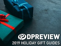 DPReview 2019 Holiday Gift Guide