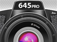 App review: 645 Pro for iPhone
