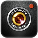 ProCamera update offers ISO control