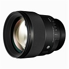 Sigma announces 85mm F1.4 DG DN Art for E-mount and L-mount