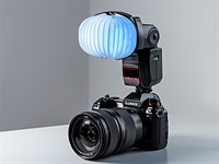 Hähnel launches lantern diffuser speedlite accessory