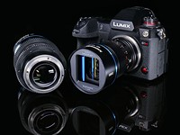 Converted Sirui lenses offer low-cost anamorphic options for L and RF mount users