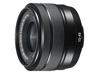 Fujifilm introduces XC 15-45mm F3.5-5.6 lens, its first X-series power zoom