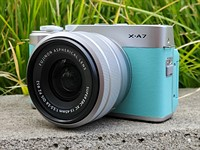 The X-A7 is Fujifilm's first good entry-level mirrorless ILC