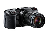 Blackmagic Design announces Pocket Cinema Camera 4K