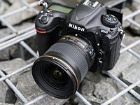 Gear of the Year 2016 - Barney's choice: Nikon D500