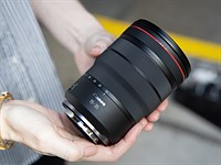 Hands-on with new Canon RF L-series F2.8 zooms: 15-35mm, 24-70mm, 70-200mm