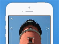 500px updates iOS app with camera and editing features