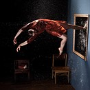Photo of the week: An epic dancer shoot in an inverted room