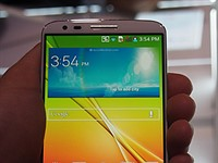 Hands-on with the LG G2 smartphone