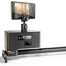 InMotion is a fully-automated slider for smartphones and small cameras