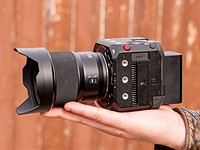 Hands-on with the Panasonic BS1H