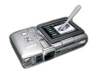 Throwback Thursday: Stylus-toting, web-browsing Ricoh RDC-i700