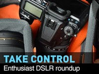 2014 Enthusiast DSLR Roundup